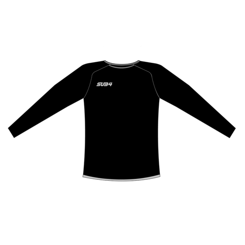 Custom Running Long Sleeve T-Shirt