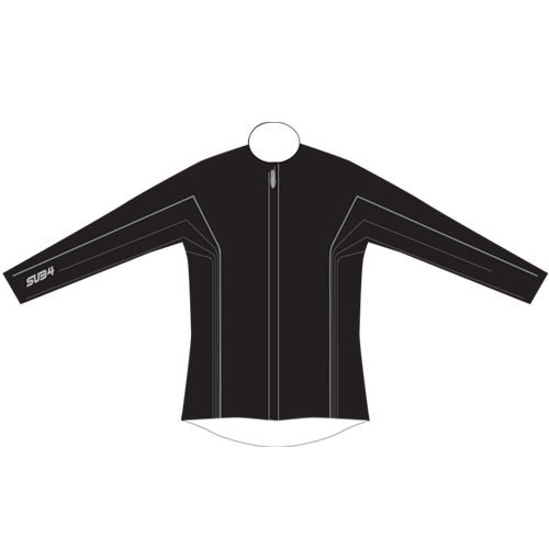 Custom Cycling Shell Jacket Men's