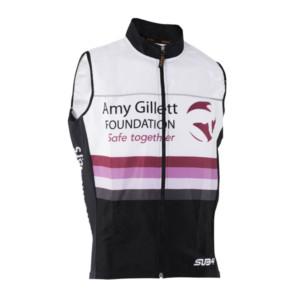 Amy Gillett Metre Matters' Gilet Wind Vest