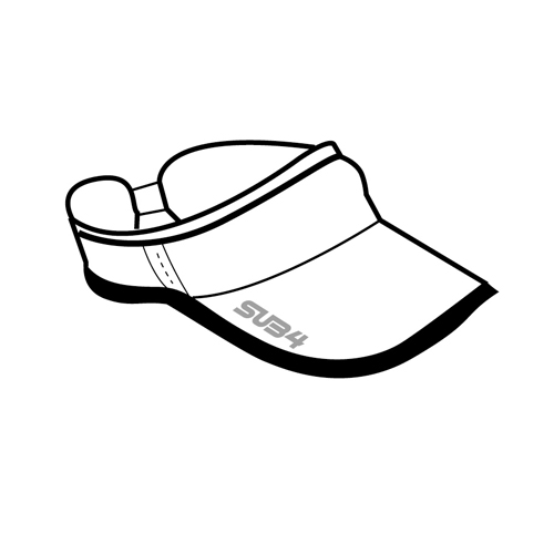 custom performance visor