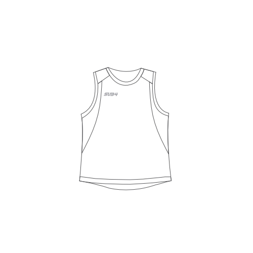 Custom Action Sleeveless Shirt