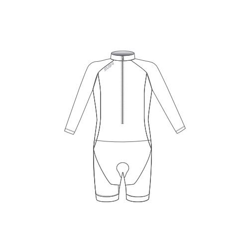 Custom Cycling Skinsuit long