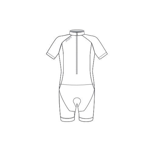 Custom Cycling Skinsuit