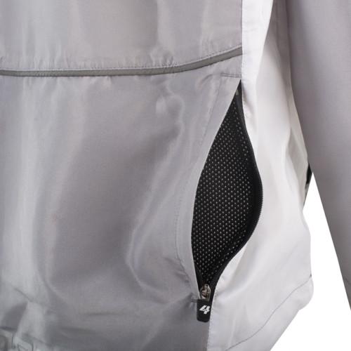 convertible jacket side