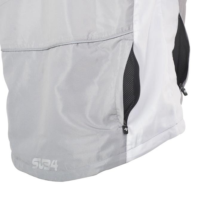 convertible jacket vents