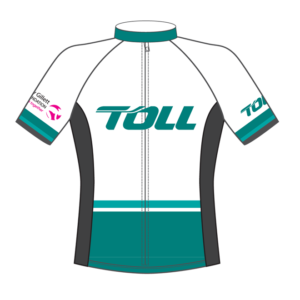 toll jersey front