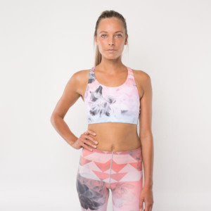 lotus crop top