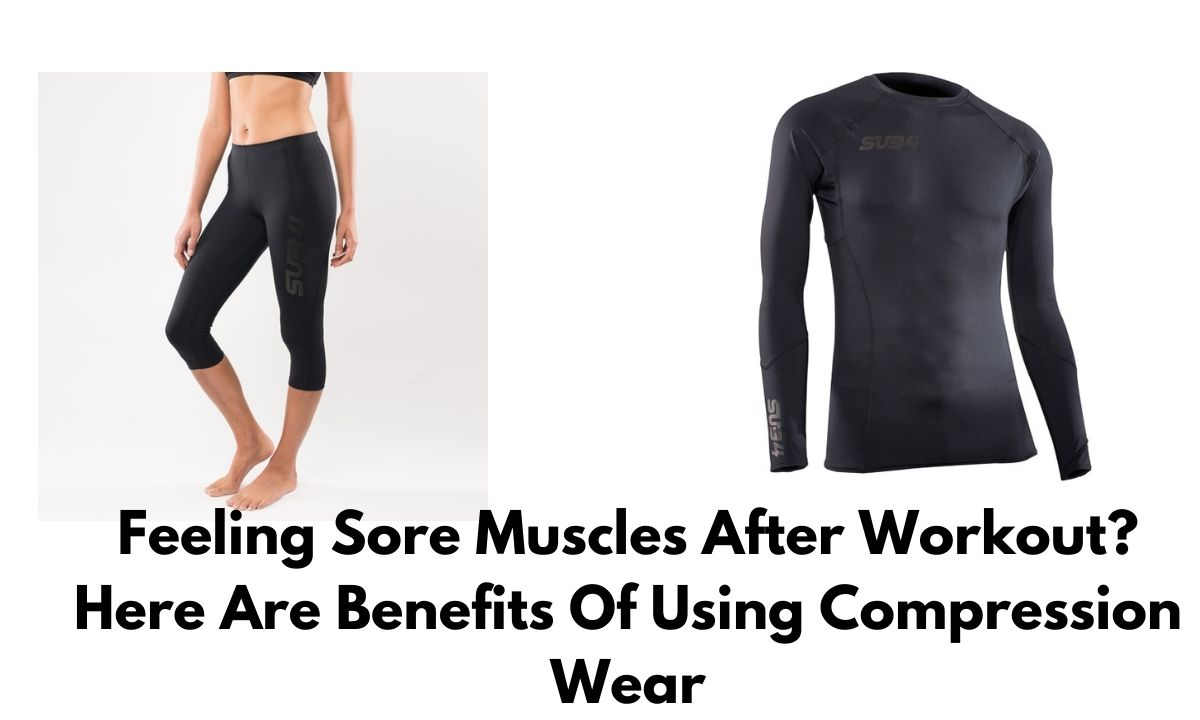 compression wear benefits